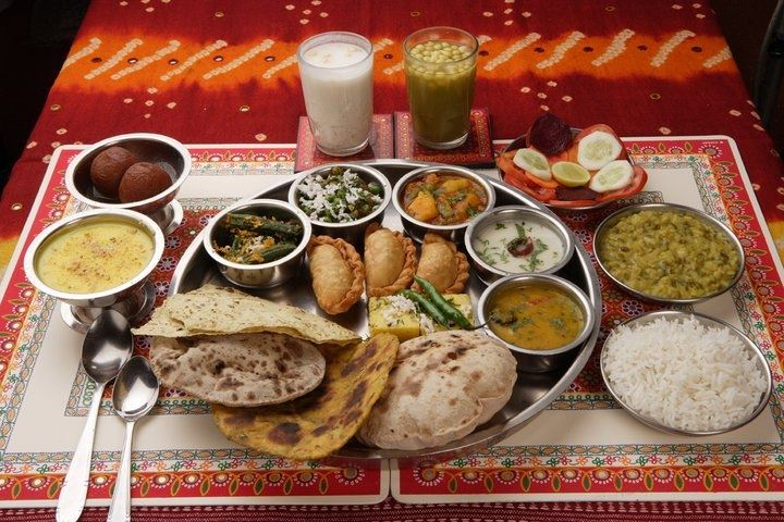 Cusine_Rajasthani